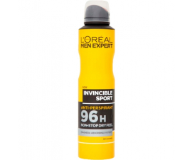 L'Oreal Men Expert Invincible Sport Deodorant - 250ml