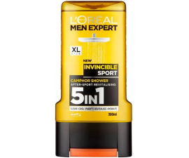 L'Oreal Men Expert Invincible Sport Body Wash - 300ml