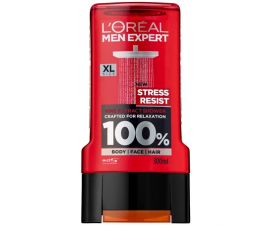 L'Oreal Men Expert Stress Resist Body Wash - 300ml