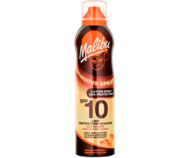 Malibu Solkräm Spray SPF 10 - 175ml