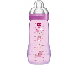 MAM Easy Active 4+ mån Nappflaska 330ml