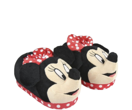 Minnie Mouse 3D Tofflor