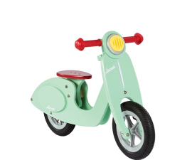 Janod Scooter - Springcykel Mint