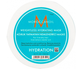Moroccanoil Weightless Hydrating Hårmask - 250ml