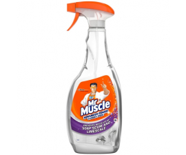 Mr Muscle Advanced Power Shower Shine - 750ml