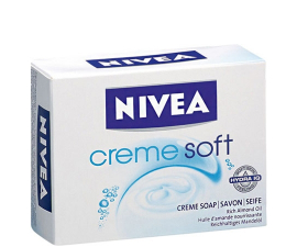 Nivea Cream Soft Soap 100g