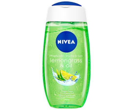 Nivea Lemongrass & Oil Showergel - 250ml
