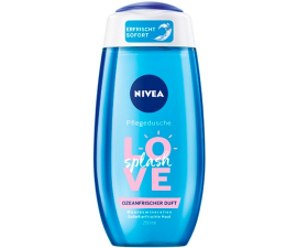 Nivea Love Splash Showergel - 250ml