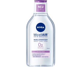Nivea MicellAIR Rening Vatten - 400 Ml