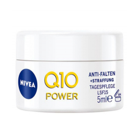 Nivea Q10 Anti-Wrinkle Dagkräm - 5ML