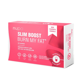 Nupo Slim Boost Burn My Fat - 30 stk