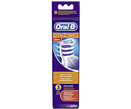 Oral-B Brush Heads Trizone - 3 st