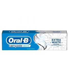 Oral-B Complete White Tandkräm - 75ml