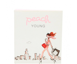 Peach Young Binda - 2 PCS