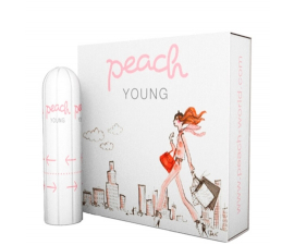 Peach Young Vanligt Tamponger - 4 PCS