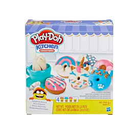 Play-Doh Kitchen Creations Delightful Donut