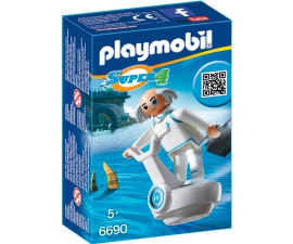 Playmobil Super 4 Dr. X - 6690