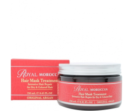Royal Moroccan Hårmask - 250ml