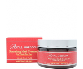 Royal Moroccan Nourishing Hårmask - 250ml