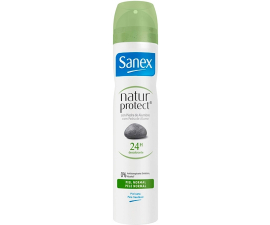 Sanex Natur Protect Alum Stone Deodorant Spray - 200ML