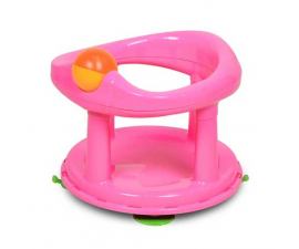 Safety First Swivel Badsits - Rosa