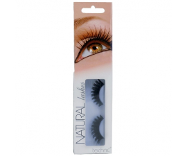 Technic Natural Lashes Lösögonfransar - A13