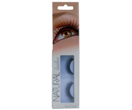Technic Natural Lashes Lösögonfransar - BC21