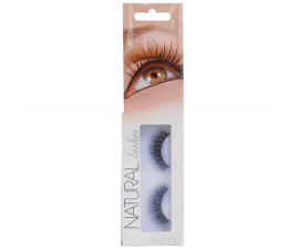 Technic Natural Lashes Lösögonfransar - BC19