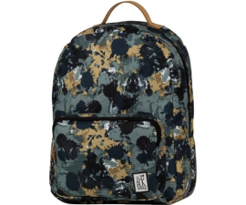 The Pack Society Ryggsäck  - Camo