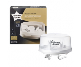 Ångsterilisering - Tommee Tippee Closer to Nature Microwave