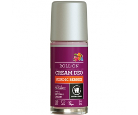 Urtekram Cream Deo Nordic Berries - 50ml